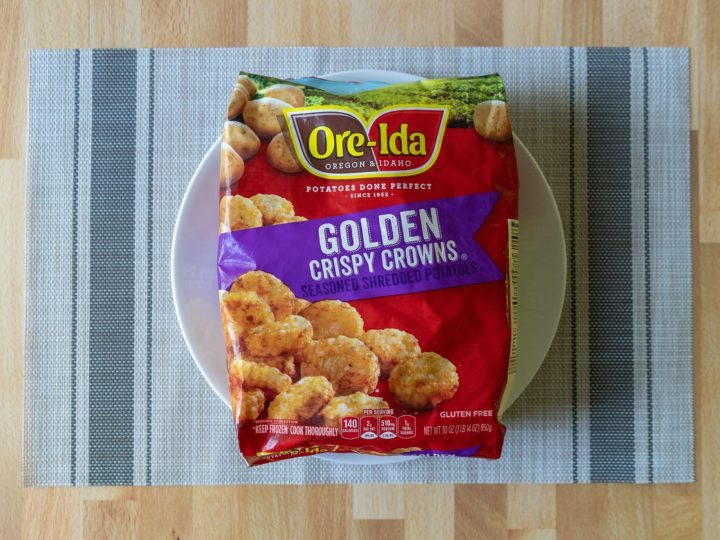 Ore-Ida Golden Crispy Crowns