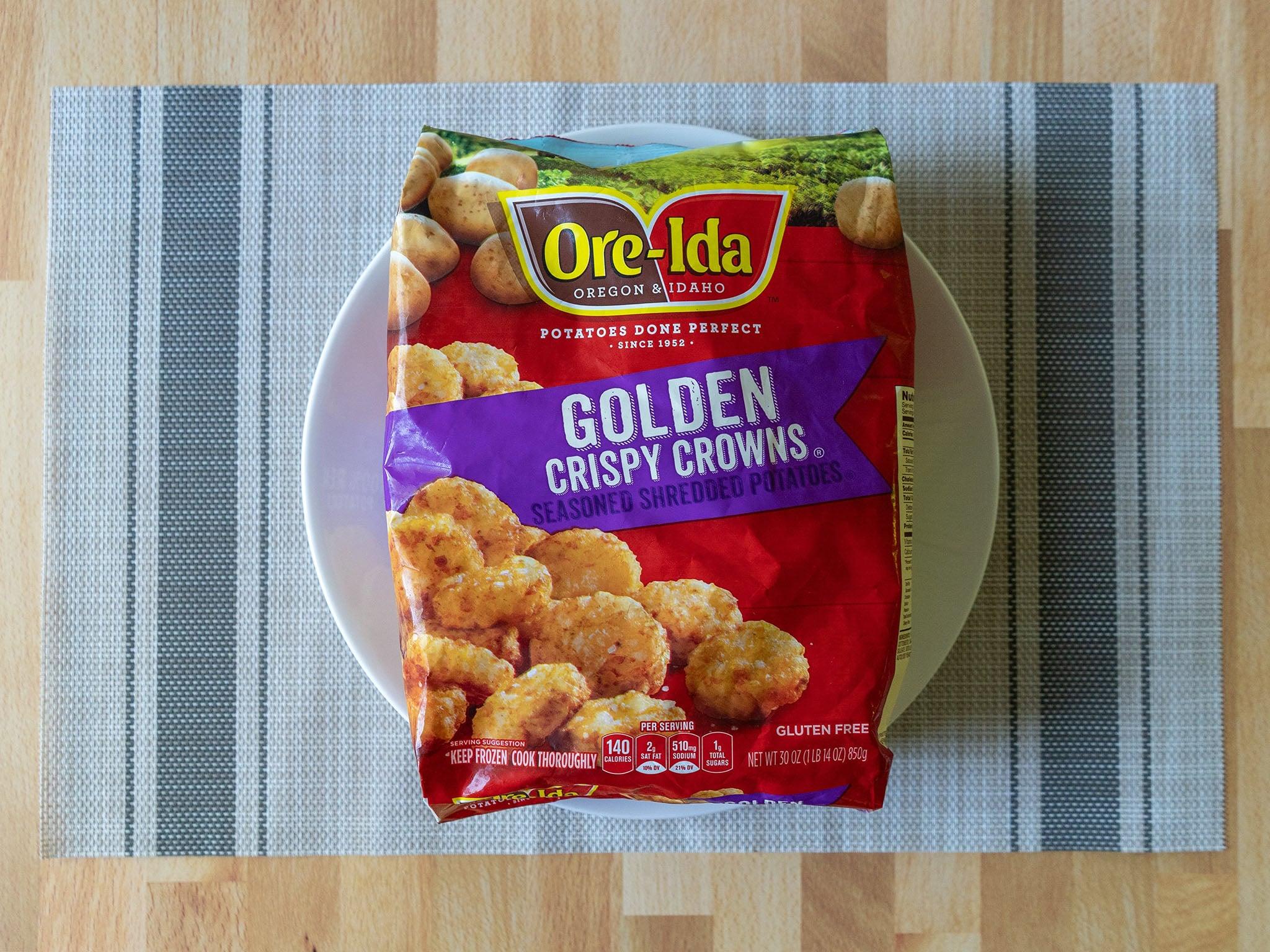 Ore-Ida Golden Crispy Crowns