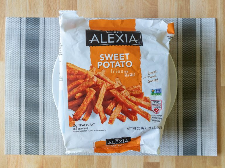 How to cook Alexia Sweet Potato Fries in the air fryer
