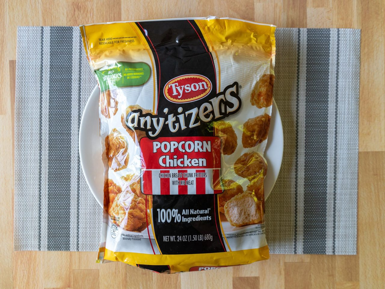 How To Cook Tyson Anytizers Popcorn Chicken In An Air Fryer Air