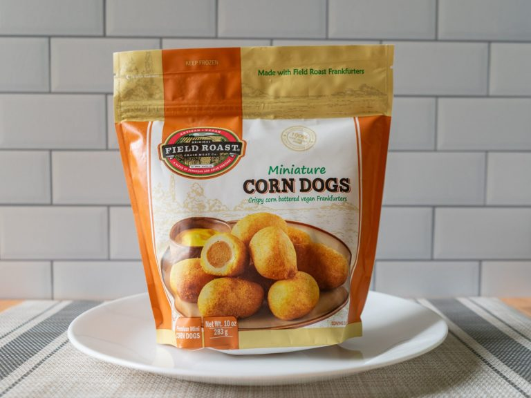 How to cook Field Roast Miniature Corn Dogs in the air fryer