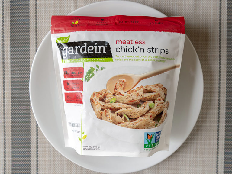 How to cook Gardein Meatless Chick'N Strips in the air fryer