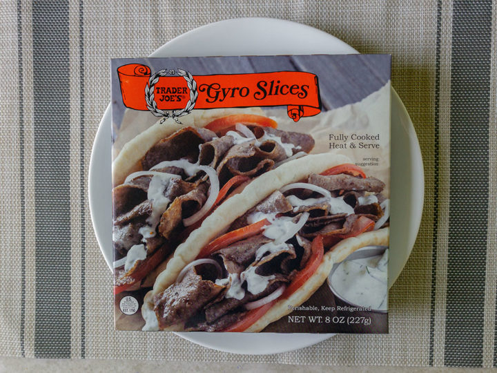 Trader Joe's - Gyro Slices
