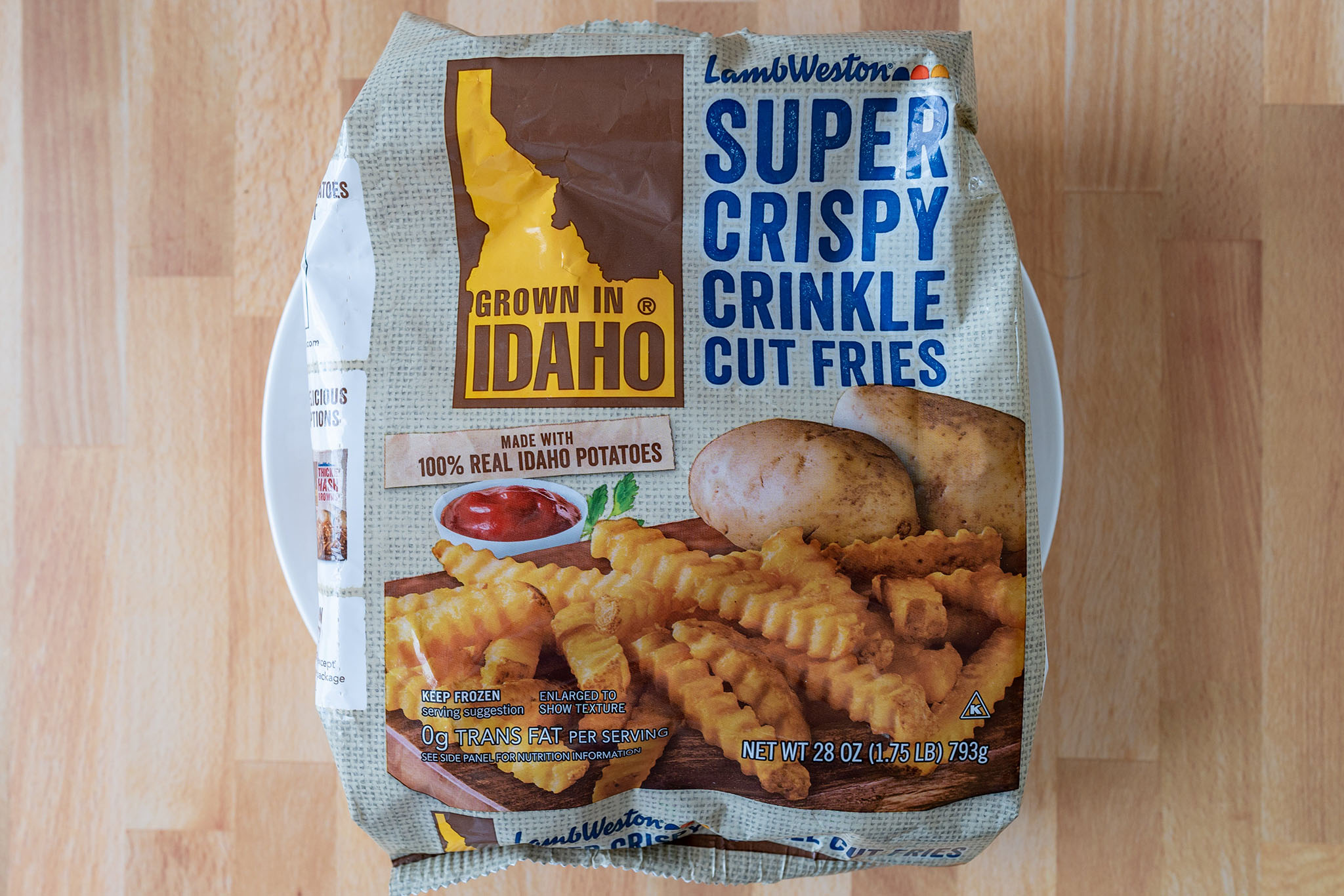 Lamb Weston Super Crispy Crinkle Cut Fries