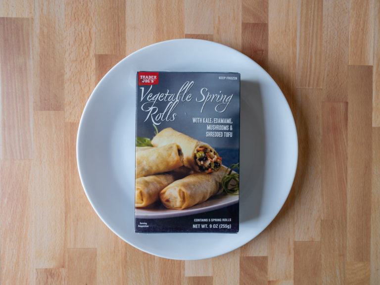 How to cook Trader Joe's Vegetable Spring Rolls in an air fryer