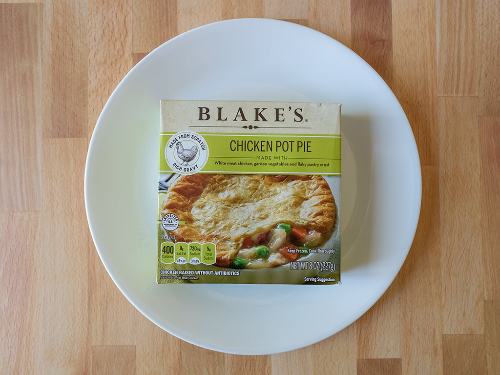 Blakes Chicken Pot Pie