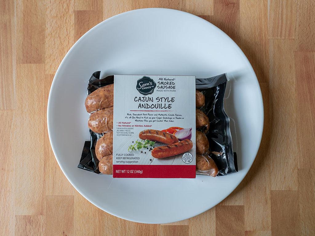 Sam's Choice Cajun Style Andouille Smoked Sausage