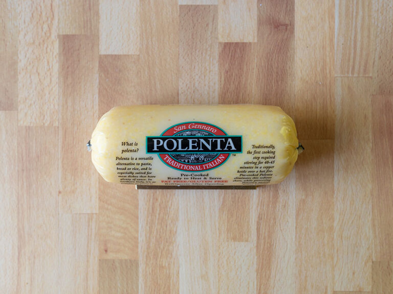 How to cook polenta slices in an air fryer