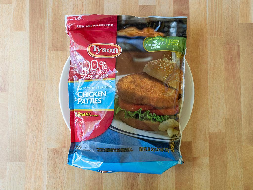 How To Cook Tyson Frozen Chicken Patties In The Air Fryer Air