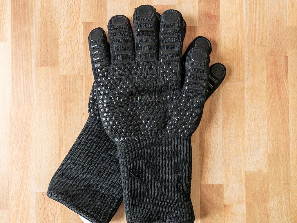 Vemingo heat resistant gloves