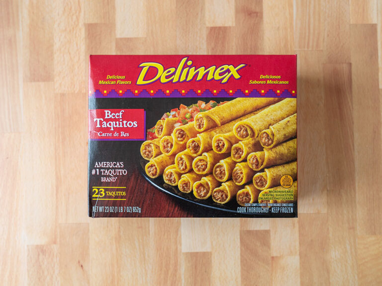 How to cook Delimex Beef Taquitos in an air fryer