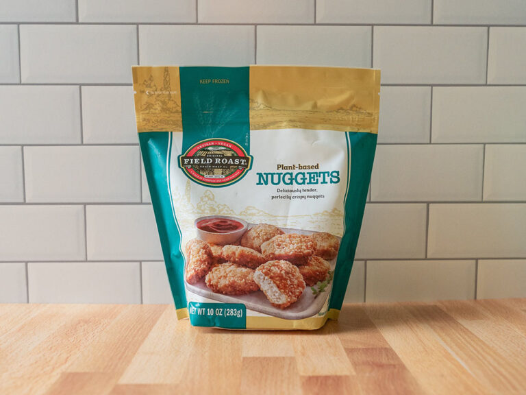 How to cook Field Roast Plant Based Nuggets in an air fryer