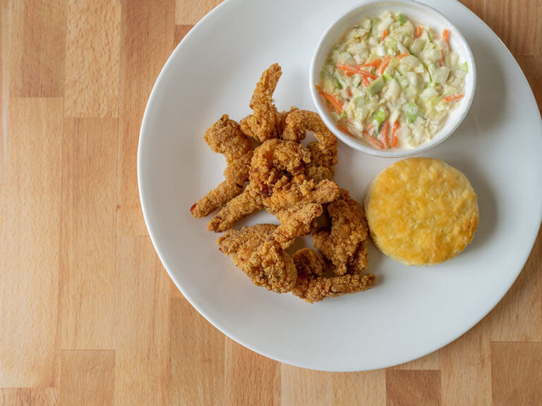 How to reheat Popeyes Cajun Crispy Shrimp using an air fryer