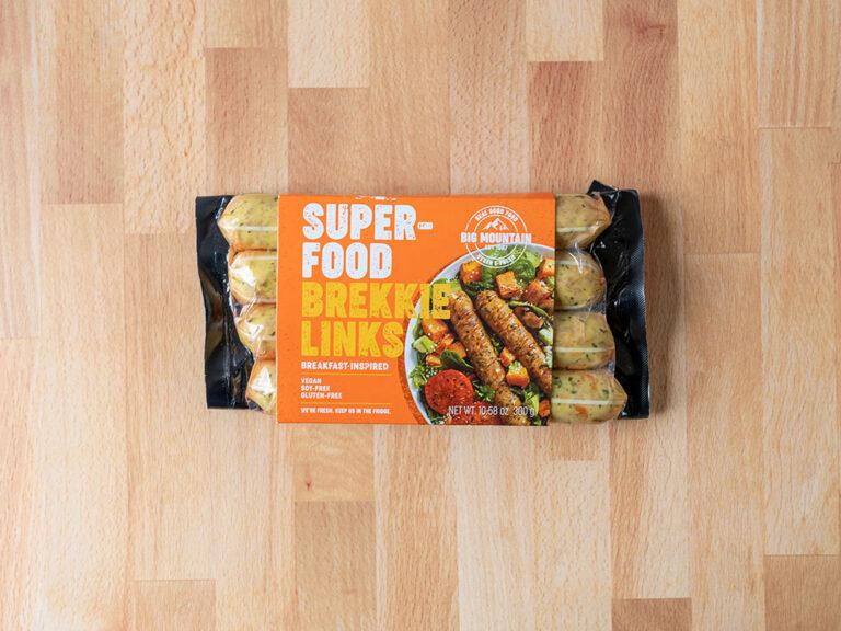 How to cook Big Mountain Super-Food Brekkie Links using an air fryer