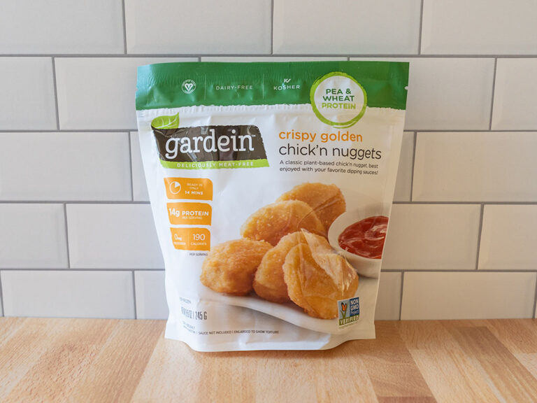 How to cook Gardein Crispy Golden Chick'N Nuggets in an air fryer
