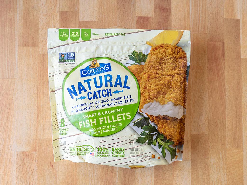 Gorton's Natural Catch Fish Fillets
