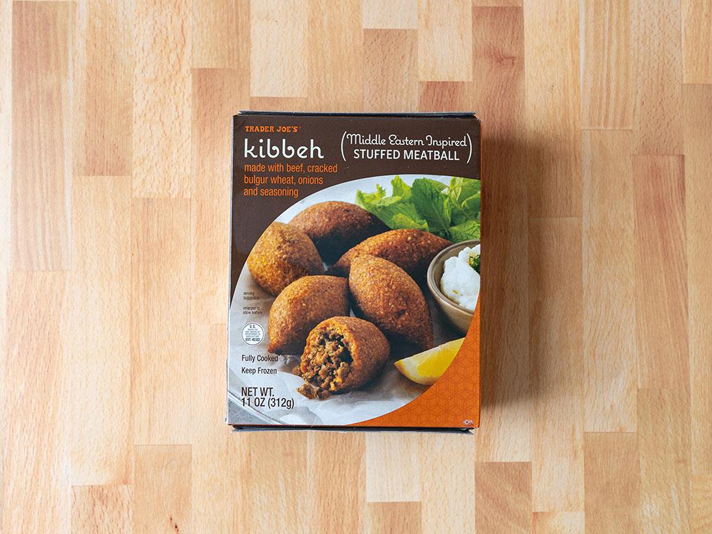 Trader Joe's Kibbeh