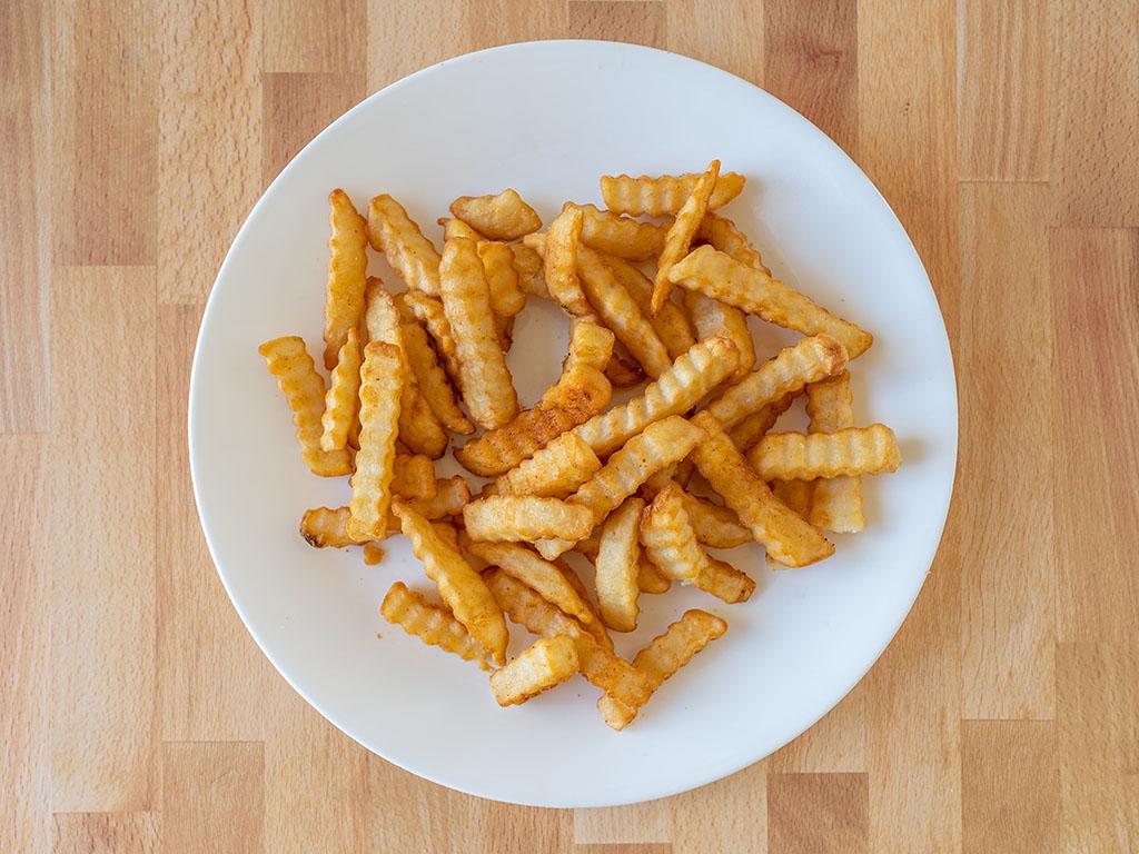 Zaxby's Crinkle Cut Fries