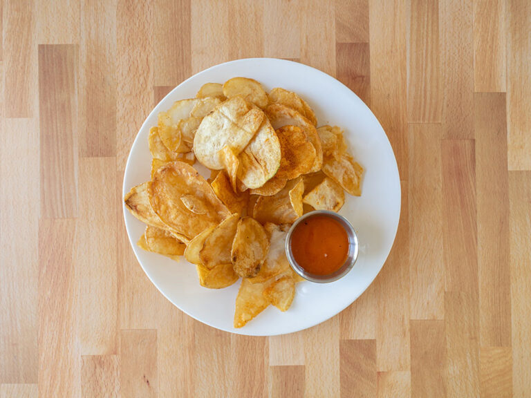 How to reheat Zaxby's Tater Chips in an air fryer